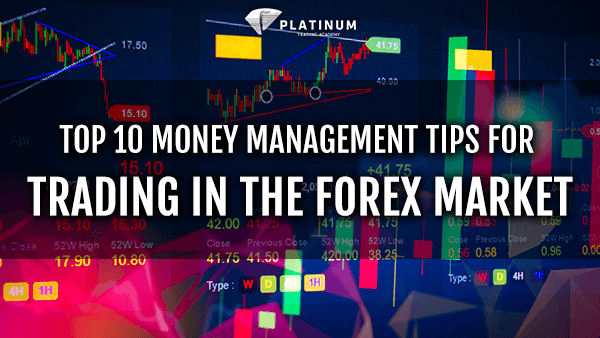 Money management techniques in forex trading